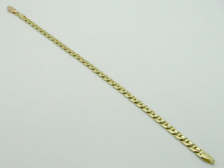 15691 14K YELLOW GOLD GUCCI BRACELET
